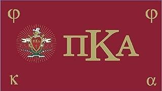 Greek Star Pi Kappa Alpha Official 3' X 5' Flag