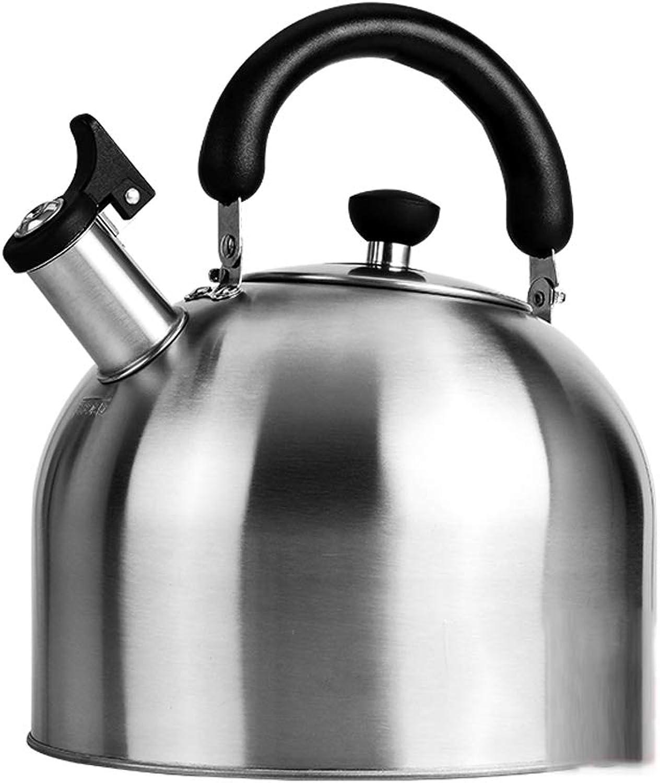 Bouilloire à gaz Sifflet à Gaz WHLONG (taille   6L)