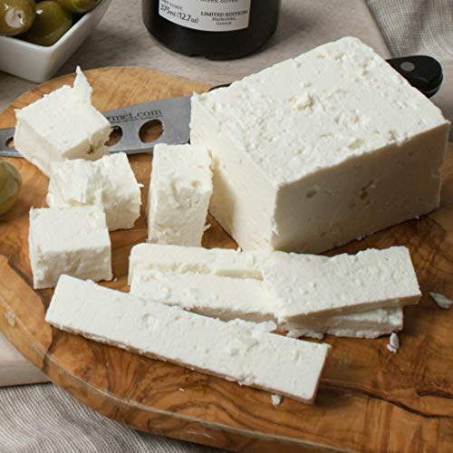 igourmet Authentic Barrel-Aged Greek Feta Cheese DOP (7.5 ounce)