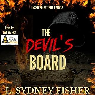 The Devil's Board audiobook cover art