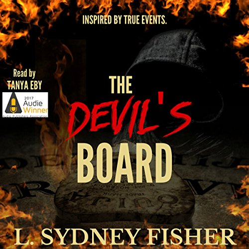 The Devil's Board audiobook cover art
