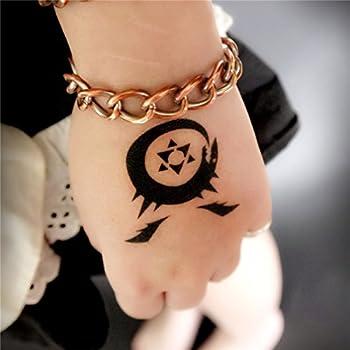 Best full metal alchemist tattoo Reviews