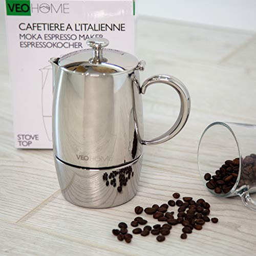VeoHome Cafeteras italianas