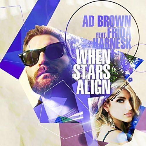 Ad Brown & Frida Harnesk