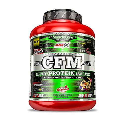 Amix CFM Nitro Protein Isolate Proteine - 2000 gr