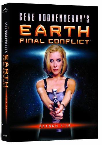 Earth Final Conflict Season 5 [DVD] [Import]