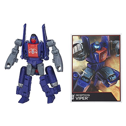 Transformers Generations Combiner Wars Legends Class Decepticon Viper Figure