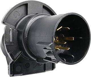 CARROFIX Replacement OEM Vehicle End Trailer Plug RV-Blade 7 Way Connector Socket