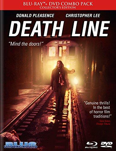 Death Line (AKA Raw Meat) (Limited Edition) [Blu-ray]
