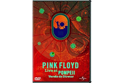 DVD Pink Floyd - Live At Pompeii [Subtitles in English, Chinese, Korean, Spanish, Portuguese, Thai, French, Mandarim ] [ Region ALL ]