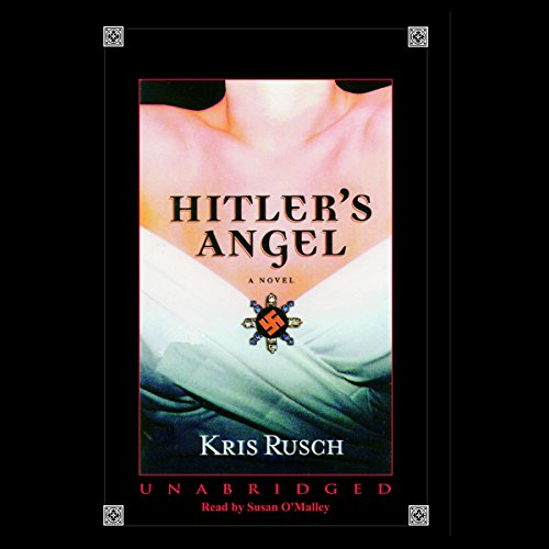 Hitler's Angel audiobook cover art