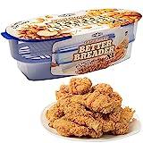 Cook's Choice Original Better Breader Batter Bowl-...