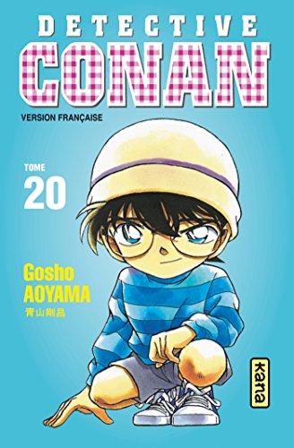 Détective Conan - Tome 20