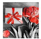 MDGCYDR Póster de Cuadros de Flores Póster de Flores Póster 10 * 15cm(4 * 6inches)