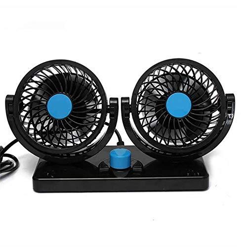 MA Circulador De Aire del Ventilador del Coche Eléctrico del Ventilador De Aire De Enfriamiento Automático del Coche 360