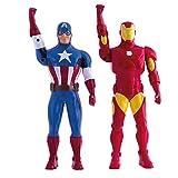 Avengers - Walkie-Talkie Figuras (IMC Toys 704108)