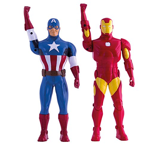 IMC Toys Avengers - Walkie-Talkie Figuras 704108