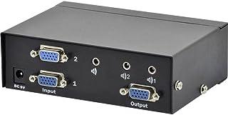 Digitus - Switch VGA (2 ingressi, 1 uscita)