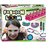 Paramhans Fashion Loom Bands Jewelry Maker Kit for 5+ Year Girls/ Birthday Gift