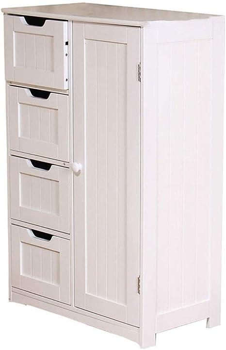 Midi Cabinets Bathroom Storage Locker Stand Chest Balcony Corner Cabinet Storage Box Amazon De Küche Haushalt