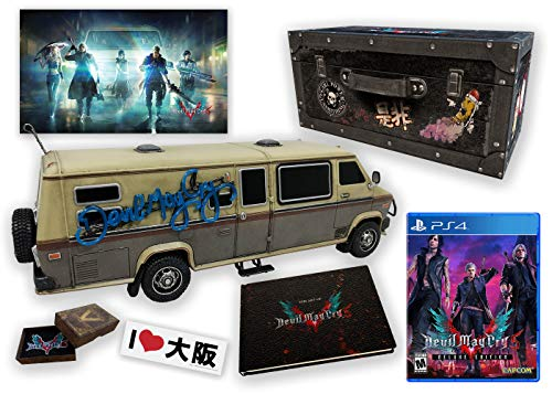 Devil May Cry 5 Collector