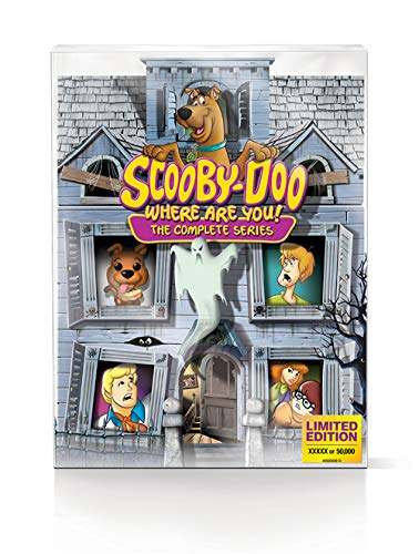 Scooby-Doo Where Are You! CSR (BD) - $38