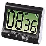 aloiness magnetico digitale timer da cucina con allarme forte e ampio display