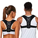 Posture Corrector, Adjustable Back Brace for Women and Men, Improves Posture and Provides