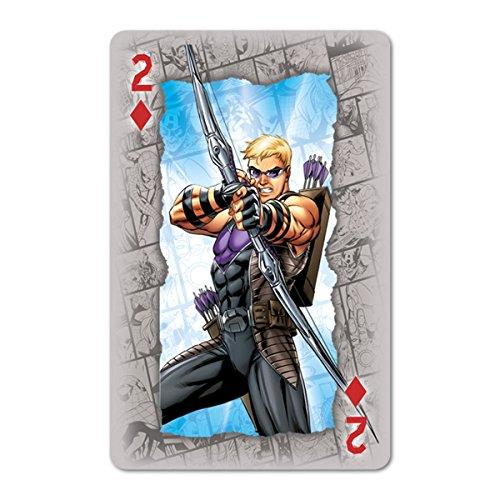 Waddingtons Marvel Universe No. 1 Playing Cards