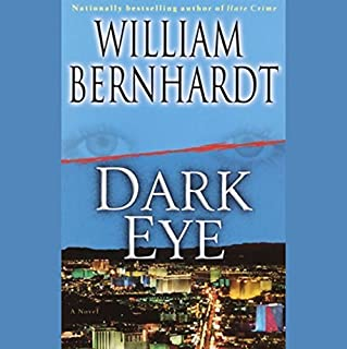 Dark Eye audiobook cover art