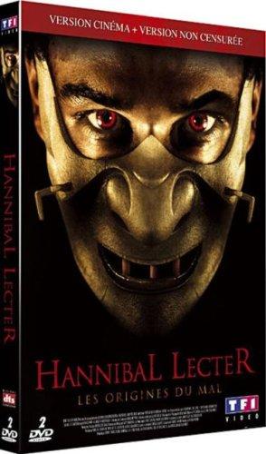 Hannibal Lecter Les Origines Du Mal (Version cinéma + Version non censurée)