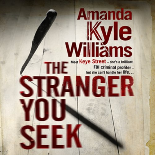 The Stranger You Seek audiobook cover art