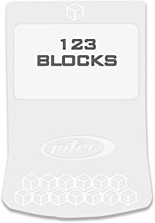 GameCube Wii Max Memory Card 123 Blocks by Intec