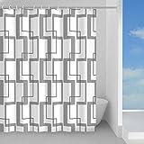 GEDY Duschvorhang Polyester 1308 240 x 200 cm