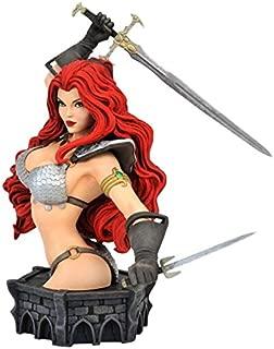 Dynamite Women of Dynamite: Red Sonja by Arthur Adams Limited Resin Bust