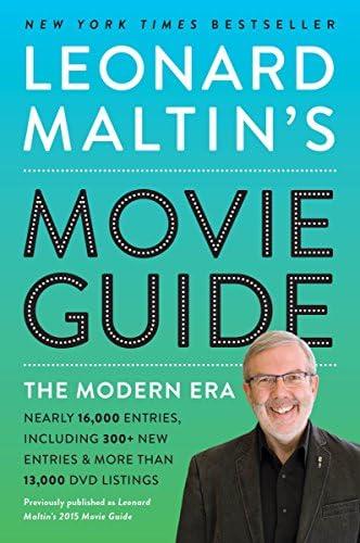 Leonard Maltin s Movie Guide The Modern Era Previously Published as Leonard Maltin s 2015 Movie product image