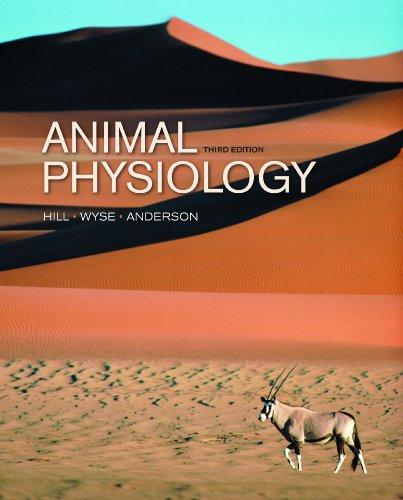 Animal Physiology, Third Edition