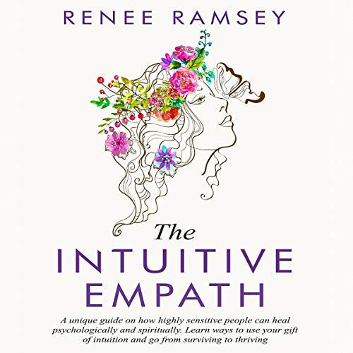 The Intuitive Empath audiobook cover art