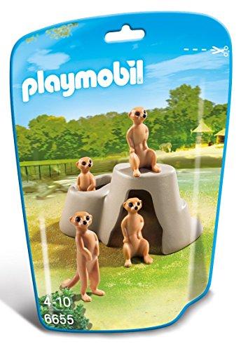 PLAYMOBIL - Suricates (66550)