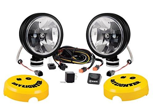 KC HiLiTES 653 Gravity G6 20W LED Daylighter Driving Light System