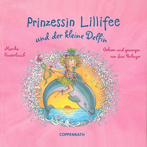 Prinzessin Lillifee und der kleine Delfin Titelbild