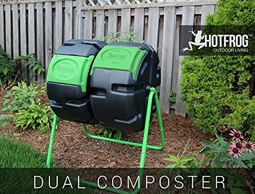 FCMP Dual Tumbling Composter