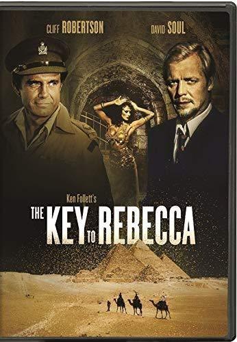 The Key to Rebecca [DVD]