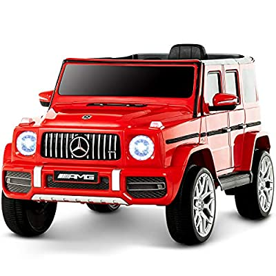 Electric Cars Motorized Vehicles Mercedes-Benz G63