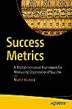 Success Metrics: A Multidimensional Framework for Measuring Organizational Success (English Edition)