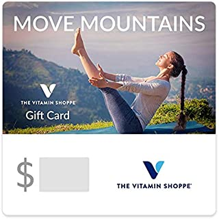 The Vitamin Shoppe Gift Card - Email Delivery