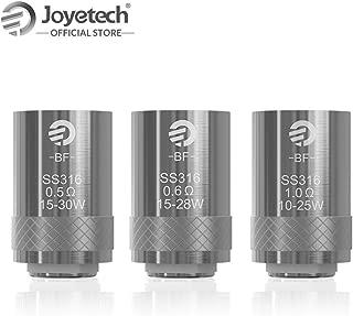 Joyetech Cubis SS316 Coils 0.6ohm 5pcs For CUBIS/eGO AIO Kit/Cuboid Mini
