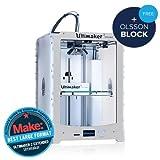 Impresora 3D Ultimaker Extended-2-Impresora 3D color, gran volumen de...