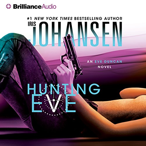 Hunting Eve audiobook cover art