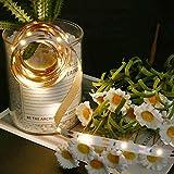 Yosemite Tira de luz LED USB 2835 de 1/2 m para armario, bar, dormitorio, decoración de boda, fiesta, bar, jardín, hogar, dormitorio, decoración de 1 m